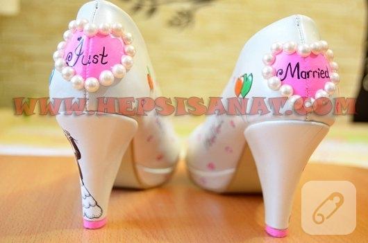 kisa-topuklu-el-boyamasi-gelin-ayakkabilari