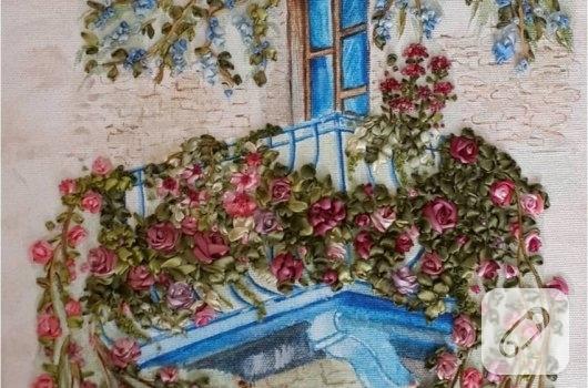 kurdele-nakisi-bodrum-balkonu-tablosu