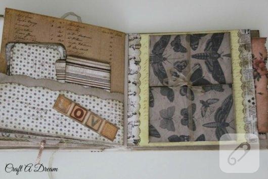 vintage-scrapbook-dugun-albumu-4