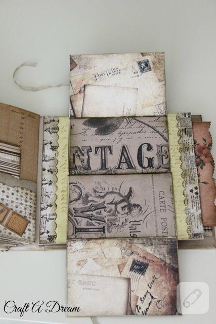 vintage-scrapbook-dugun-albumu-5