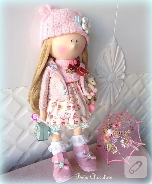 pembe-kiyafetli-bez-oyuncak-tilda-bebek-modelleri-2