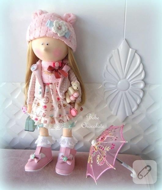 pembe-kiyafetli-bez-oyuncak-tilda-bebek-modelleri