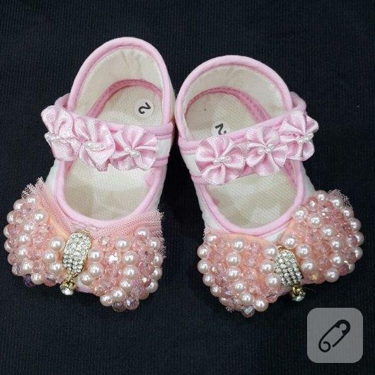 Zara marka Kadın Mini gardrops çeşitli renk Diğer beden Az giyilmiş bebek ayakkabısı 20 numara. Anbrtp | Gardrops.