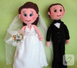 amigurumi-gelin-damat-oyuncak-bebek-modelleri