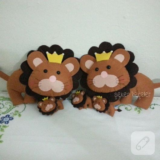 kece-aslan-bebek-sekeri-modelleri-1