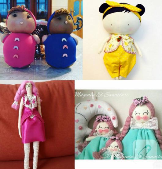 kumas-ve-keceden-el-yapimi-oyuncak-bebekler