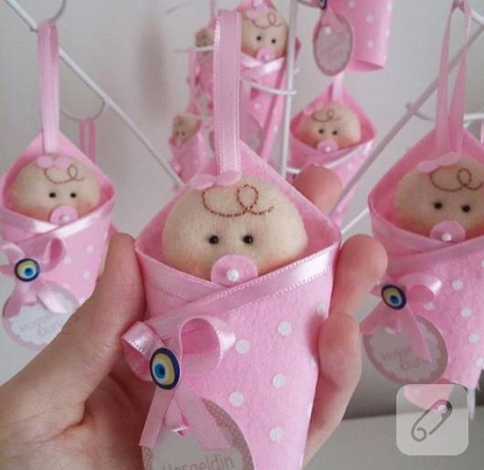 kundakta-bebek-pembe-kece-el-yapimi-bebek-sekerleri