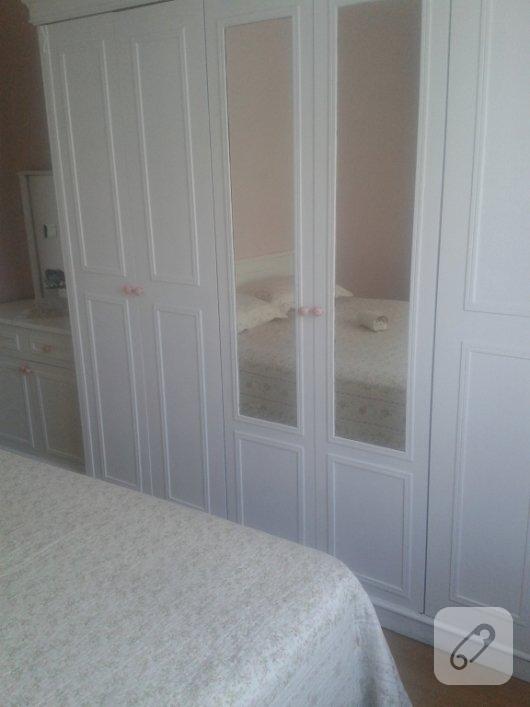 Yatak Odasi Takimi Yenileme Mobilya Boyama 10marifet Org