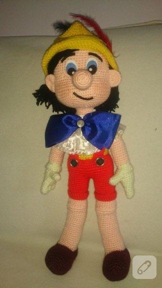 amigurumi-oyuncak-pinokyo