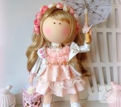 dantel-elbiseli-tilda-bez-bebek-modelleri