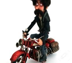 fimo-hamurundan-motorcu-figurleri