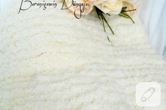 haraso-bebek-battaniyesi-yapimi