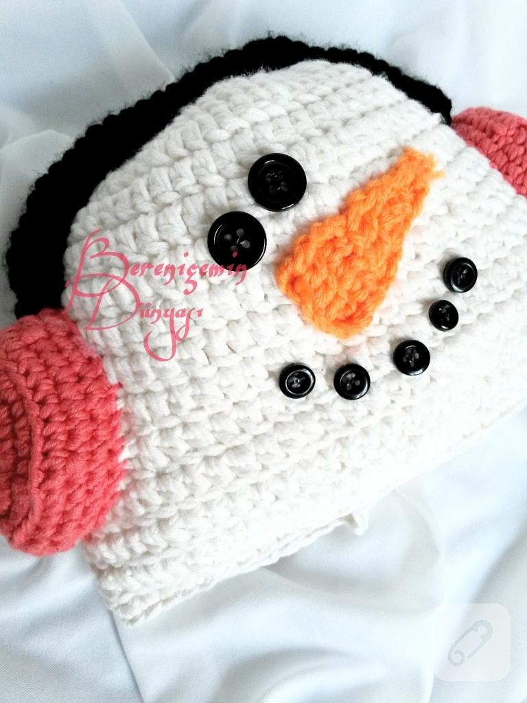 Evde kardan adam nasıl yapılır | Hobinizm.com | 1024x768