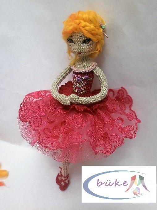 amigurumi-balerin-bebek-modeli