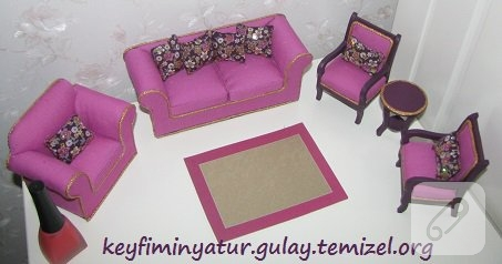 fusya-rengi-minyatur-koltuk-takimi