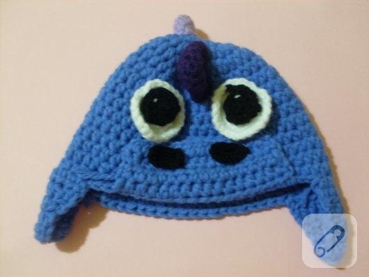 mavi-sevimli-dinozor-tig-isi-bere-yapimi