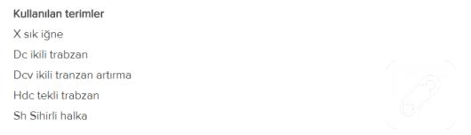 orgu-terimleri