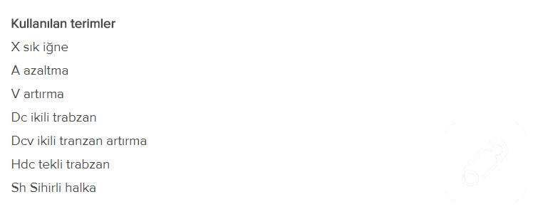 BÖLÜM 1] Çok Kolay Yoldan Amigurumi Ayı Yapımı - Elişi Hobi ... | 294x762