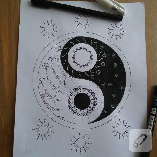 siyah-beyaz-yinyang-cizim-cerceve-1