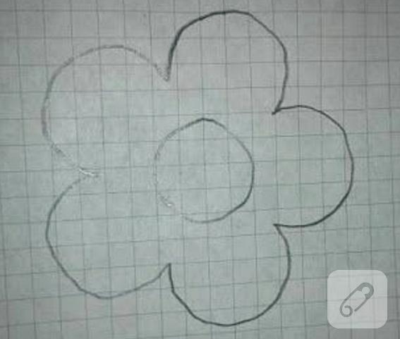 Kalın Keçe Ile Kolay çiçek Nasıl Yapılır 10marifetorg
