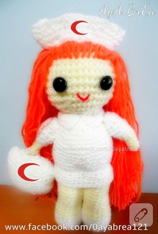 amigurumi-meslek-bebekleri-orgu-hemsire-oyuncak