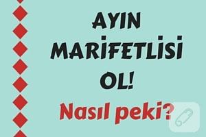 AYIN MARİFETLİSİ