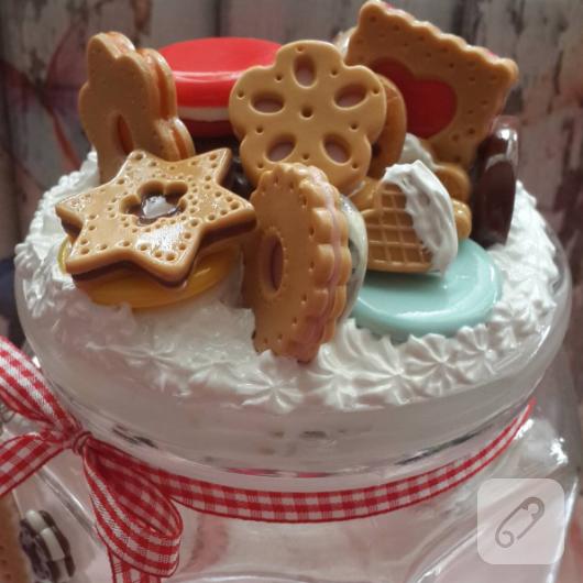 havayla-kuruyan-kil-kurabiye-kavanozu-susleme