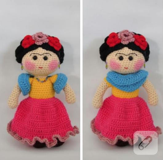 amigurumi-orgu-oyuncak-frida-kahlo
