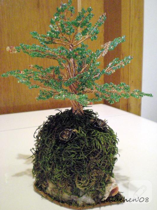 boncuk-orme-dekoratif-agac