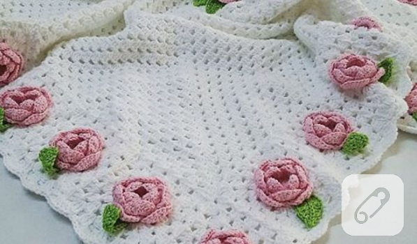 tig-isi-cicekli-battaniye-modeli
