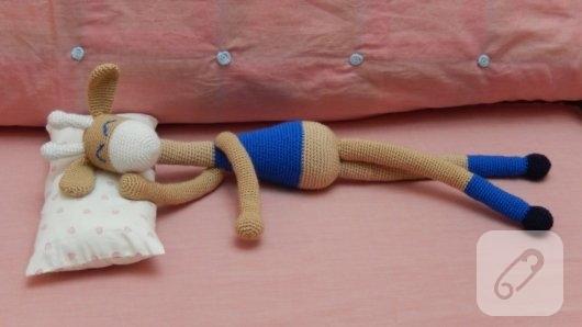 Amigurumi örgü oyuncak sevimli zürafa yapılışı | 298x530