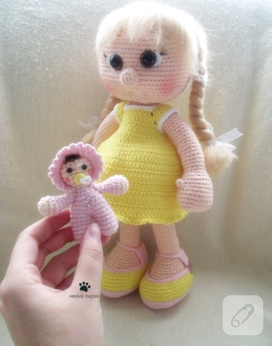 amigurumi-orgu-oyuncak-bebekler