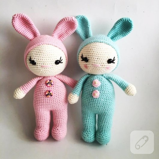 Amigurumi Uyku Arkadaşı : Amigurumi uyku arkada oyuncaklar marifet