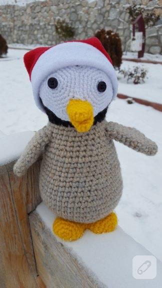 amigurumi-yavru-penguen-orgu-oyuncak