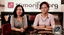 Video: Hama boncuklu kolye yapımı