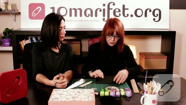Video: Kartondan hediye paketi yapımı