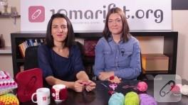 Video: Tığ işi çiçek nasıl yapılır?