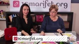 Video: Kumaş boyama çanta nasıl yapılır?