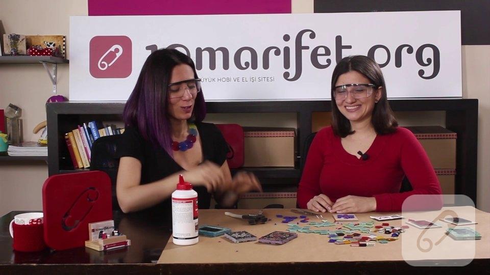 Video: Mozaik nasıl yapılır?-2