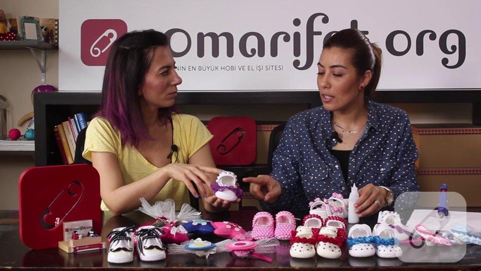 video-bebek-ayakkabisi-susleme