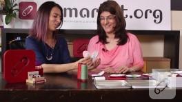 Video: Keçe iğnelik nasıl yapılır?