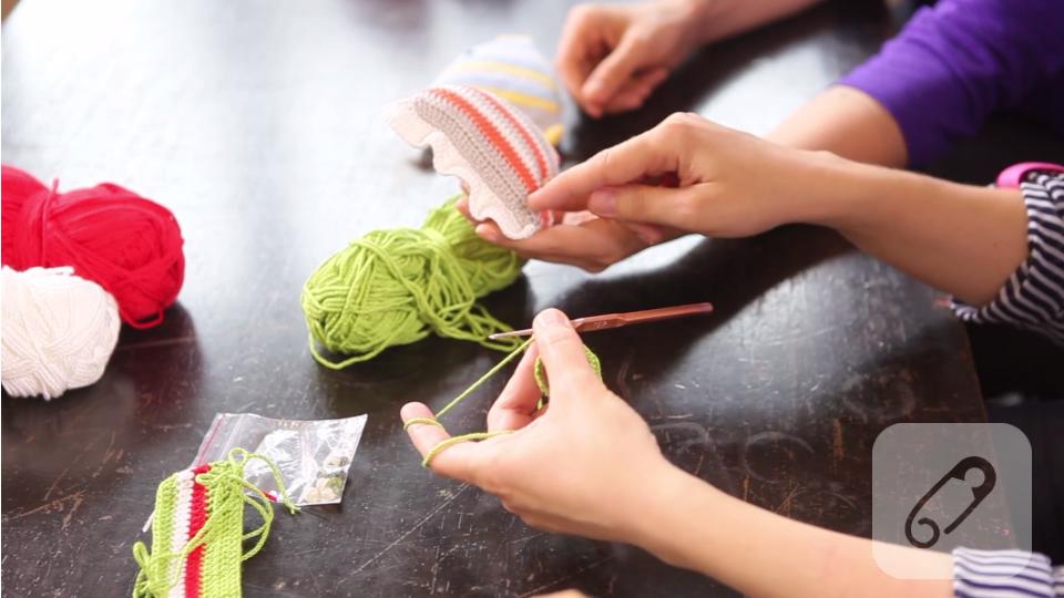 Video: Tığ işi oyuncak balık nasıl yapılır?