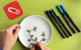 Video: Porselen kalemi nasıl kullanılır?