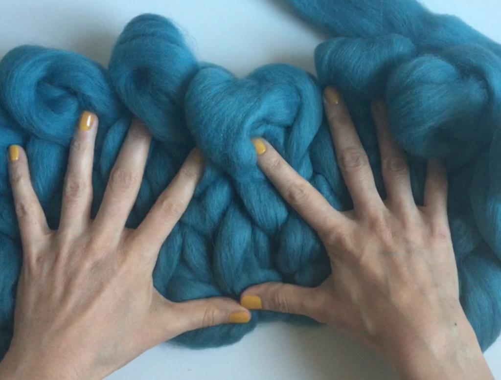 Video: Dev örgü battaniye nasıl yapılır?